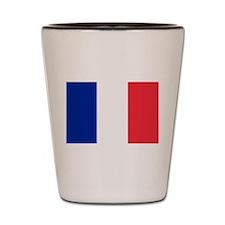France Shot Glass
