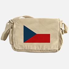 Czech Republic Messenger Bag