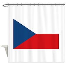Czech Republic Shower Curtain