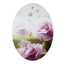 Violet ~Faithfully~ Oval Ornament