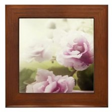 Violet ~Faithfully~ Framed Tile