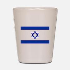 Israel Shot Glass