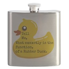 Rubber Duck, Function Flask