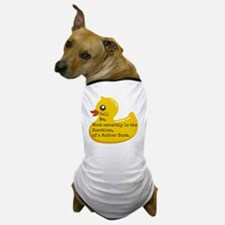 Rubber Duck, Function Dog T-Shirt