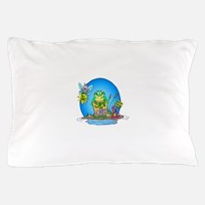 Earthday in the Swamp Pillow Case