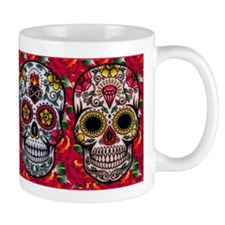 Day of the Dead Small Mug