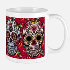 Day of the Dead Small Small Mug