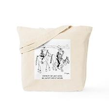 Ex-Smoker's Horse Tote Bag