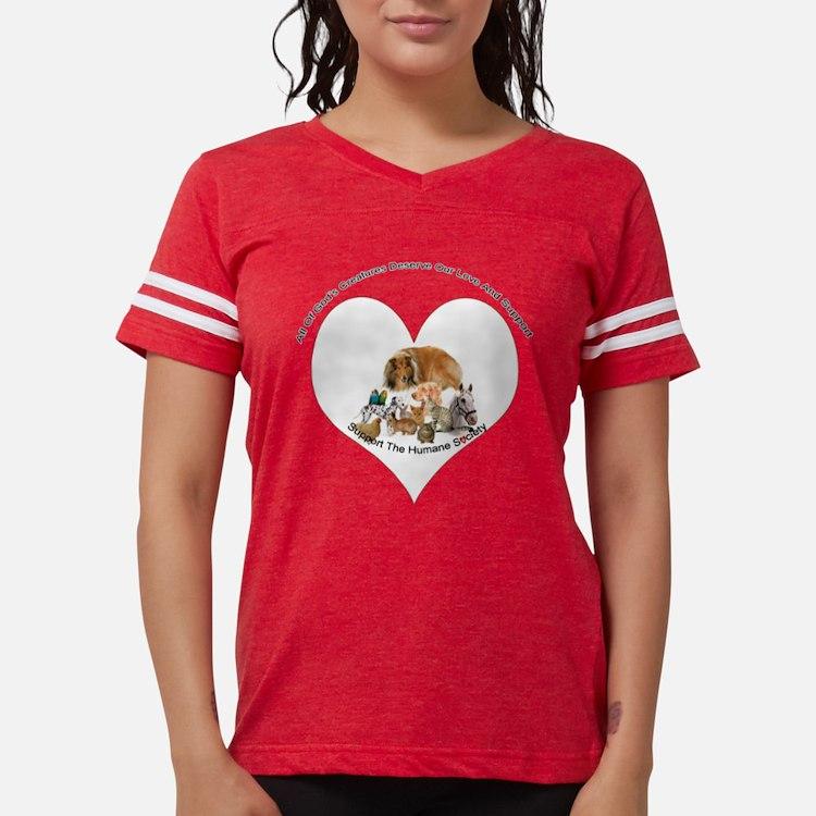 Humane Society Suppor T-Shirt