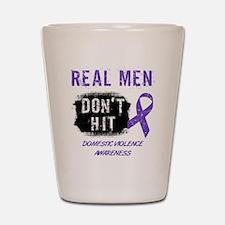 Domestic Violence Awareness Shot Glass