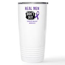 Domestic Violence Awareness Travel Mug