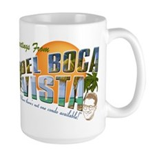Del Boca Vista Mugs