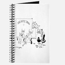 Cows on Coffee Break Journal
