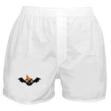 Happy Bat Boxer Shorts