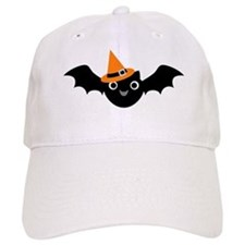 Happy Bat Baseball Baseball Cap