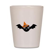 Happy Bat Shot Glass