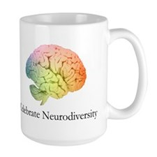 Celebrate Neurodiversity Mugs