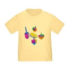 Hanukkah Design For Kids T-Shirt