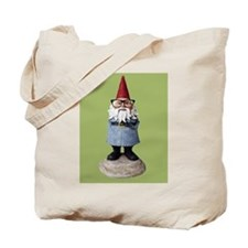 Hipster Garden Gnome with Eyeglasses Nerd Kitsch T