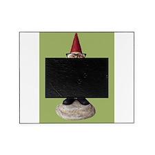 Hipster Garden Gnome with Eyeglasses Nerd Kitsch P
