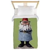 Gnome Twin Duvet Covers