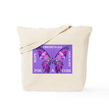 FIBROMYALGIA HOPE Tote Bag