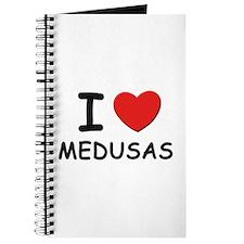 I love medusas Journal