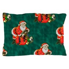 Happy Father Christmas Pillow Case