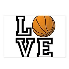 Love Basketball Postcards (Package of 8)