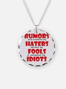 rumors Necklace