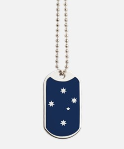 Southern Cross Stars Dog Tags