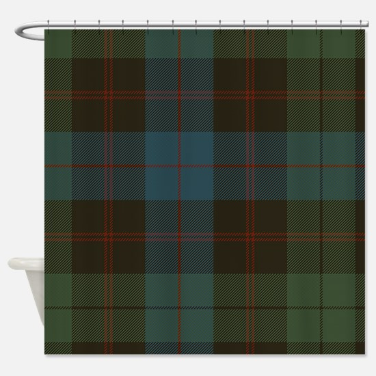 Guthrie Tartan Shower Curtain