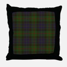 Gunn Tartan Throw Pillow
