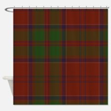 Grant Tartan Shower Curtain