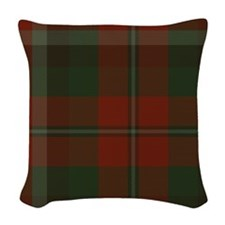 Graham Tartan Woven Throw Pillow