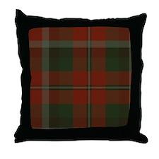 Graham Tartan Throw Pillow
