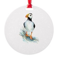 Puffin.Png Ornament