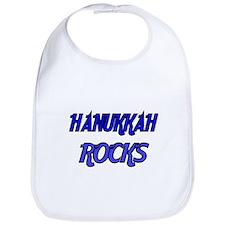 HANUKKAH ROCKS 3 Bib