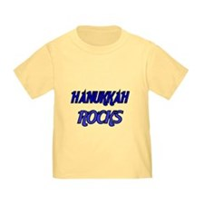 HANUKKAH ROCKS 3 T-Shirt