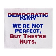 Democrats: We're Not Perfect, But They're Nuts Thr