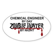 Zombie Hunter - Chem Eng Decal