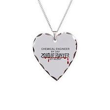 Zombie Hunter - Chem Eng Necklace