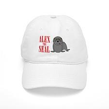 Alex The Seal Baseball Cap