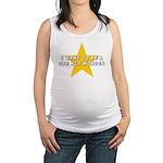 One Hit Wannabe Maternity Tank Top