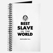 The Best in the World – Slave Journal