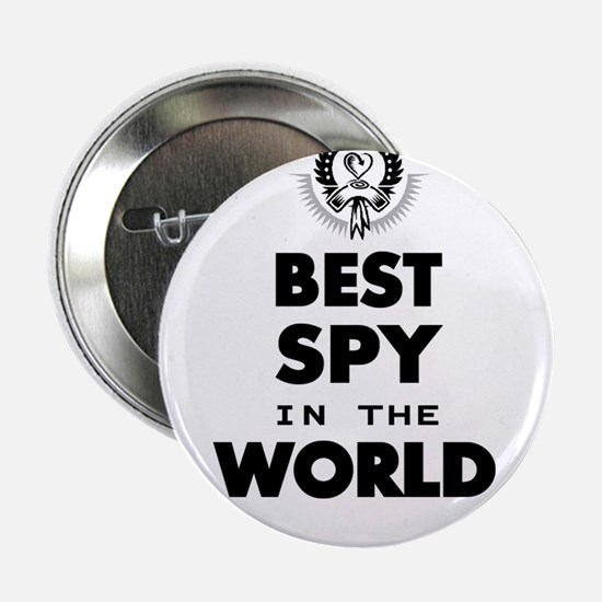 """The Best in the World – Spy 2.25"""" Button (10 pack)"""