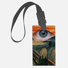 Eye Scream Luggage Tag