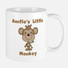 Auntie's Little Monkey Mug