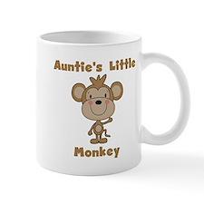 Auntie's Little Monkey Mug