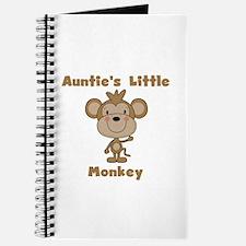 Auntie's Little Monkey Journal